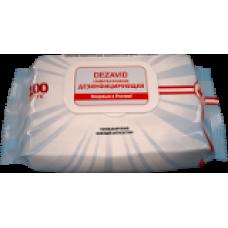 Купить дезинфицирующие салфетки Дезавид - защита от вирусов и бактерий!