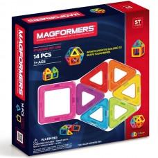 Магформерс 14  - простое начало игр с магнитами!