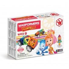 Магформерс WOW Set Фиксики - лучший подарок для ребенка!