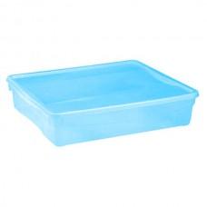 Cпециальный контейнере - отличная песочница с крышкой для  кинетического песка до 5 кг