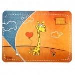 Коврик для лепки 430*320 Жираф