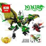 Зелёный Дракон Ллойда