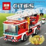 Грузовик пожарной команды
