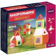 Магформерс  Build Up Set - домик своими руками!