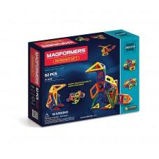 Magformers Designer Set - для ценителей и знатоков магнитных конструкторов Магформерс.