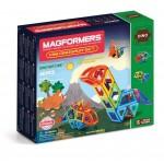 Magformers  Dino Set 40  - Динозавры